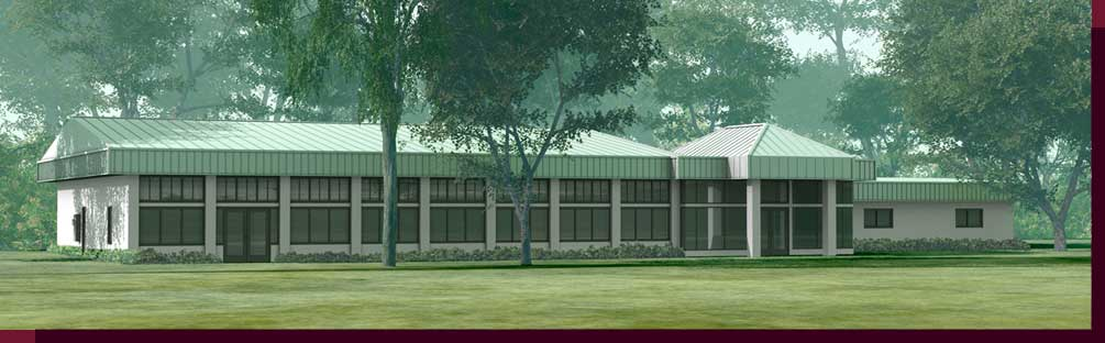 3d Rendering and Modeling of Educational, Hopspitality, Commercial Buildings - Trinity Lutheran - School Building Remodel